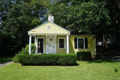 Marietta Residential Lots & Land For Sale: 319 Church Street NE