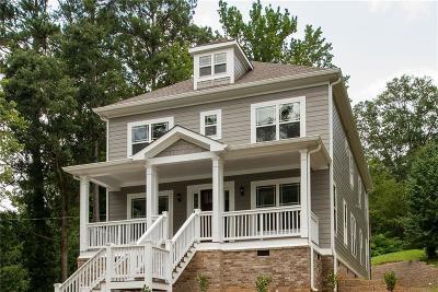 Smyrna Single Family Home For Sale: 2631 Rosalyn Lane SE