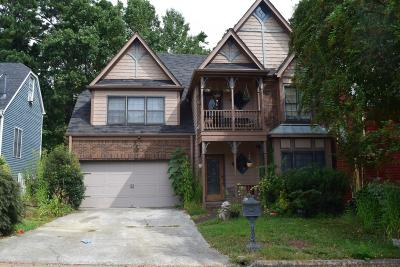Single Family Home For Sale: 2542 Briers North Drive
