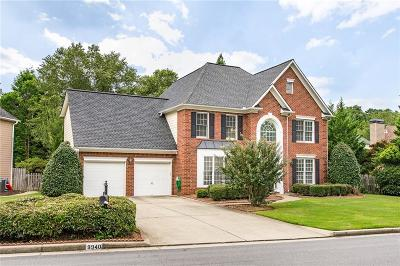 Alpharetta Single Family Home For Sale: 9940 Carrington Lane