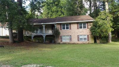 Norcross Single Family Home For Sale: 480 Ridgecrest Drive
