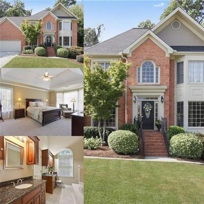 Snellville Single Family Home For Sale: 1593 Stonegate Way