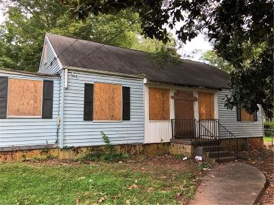 Decatur Single Family Home For Sale: 1772 Alexander Street