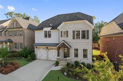 Alpharetta Single Family Home For Sale: 3607 Strath Drive