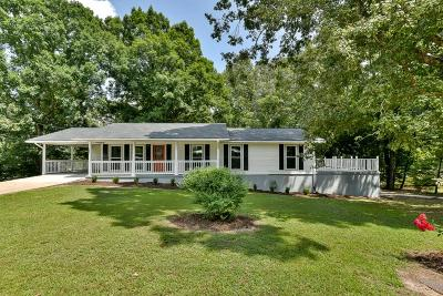 Canton Single Family Home For Sale: 1544 York Drive