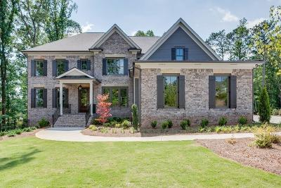 Forsyth County Single Family Home For Sale: 4085 Wildberry Lane
