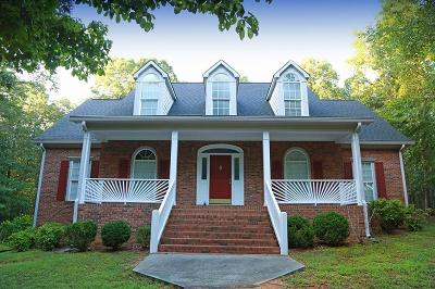 Monroe Single Family Home For Sale: 2211 Gratis Road