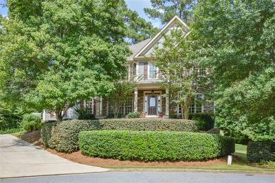 Acworth Single Family Home For Sale: 5864 Wildlife Trail NW