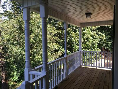 Dawsonville Single Family Home For Sale: 110 Winterhawk Cove