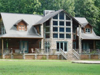 Lumpkin County Single Family Home For Sale: 33 Tj Mote Road