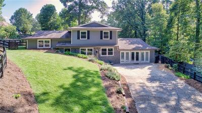 Cumming Single Family Home For Sale: 2235 Forest Drive