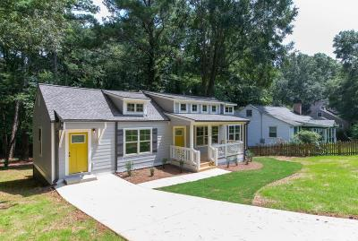 Decatur Single Family Home For Sale: 1220 Thomas Road