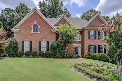 Johns Creek Single Family Home For Sale: 4145 Falls Ridge Drive