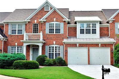 Roswell  Condo/Townhouse For Sale: 736 Thornington Drive