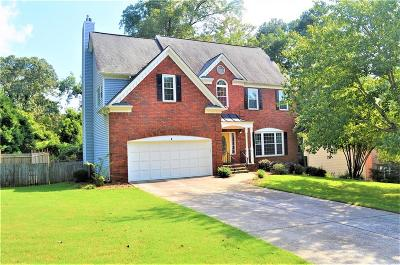 Norcross Single Family Home For Sale: 111 Chastain Manor Drive
