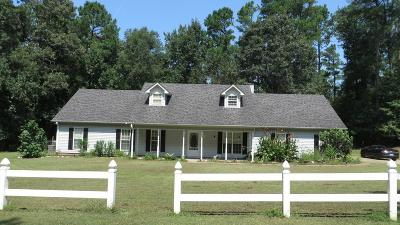 Locust Grove Single Family Home For Sale: 1021 New Hope Road