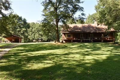 Newton County Single Family Home For Sale: 599 Poplar Hill Road