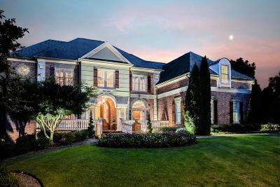 Canton Single Family Home For Sale: 132 Cedar Woods Trail