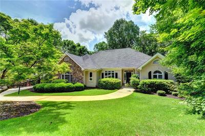 Flowery Branch Single Family Home For Sale: 4654 Windsor Drive