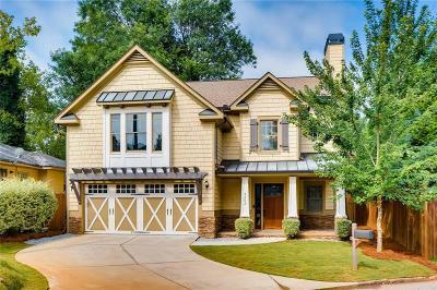 Brookhaven Single Family Home For Sale: 3202 Mae Avenue NE