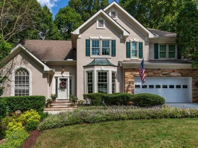 Lawrenceville Single Family Home For Sale: 292 Riverford Way