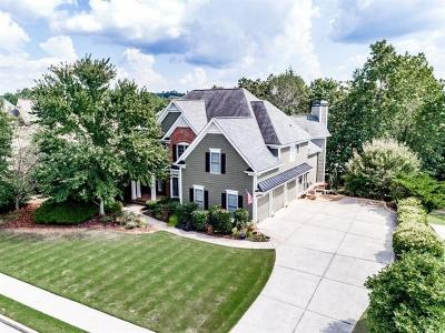 Canton Single Family Home For Sale: 4101 Gold Mill Ridge