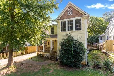 Single Family Home For Sale: 1137 Morley Avenue SE