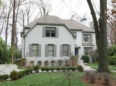 Single Family Home For Sale: 45 26th Street NW
