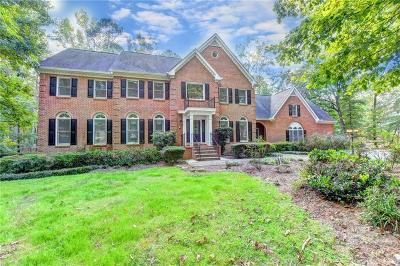 Lawrenceville Single Family Home For Sale: 1250 Silverwood Court