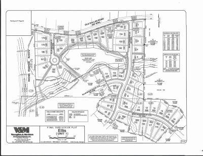 Marietta Residential Lots & Land For Sale: 422 Ellis Meadow Court SW