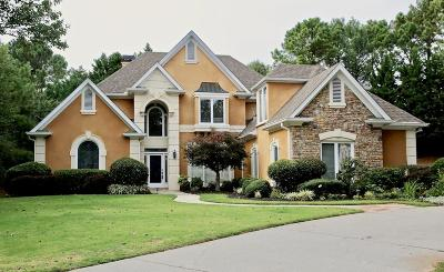 Johns Creek Single Family Home For Sale: 825 Lundin Links Court