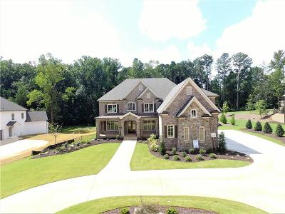 Milton  Single Family Home For Sale: 12560 Water's Edge Drive
