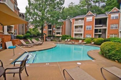Chastain Park Condo/Townhouse For Sale: 3076 Chastain Park Court NE