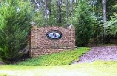 Cartersville Land/Farm For Sale: 36 Branson Mill Drive NW