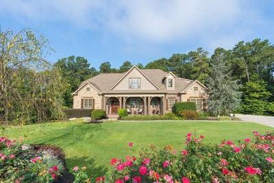 Kennesaw Single Family Home For Sale: 4060 Abbey Oaks Lane