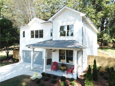 Atlanta Single Family Home For Sale: 2590 E Tupelo Street