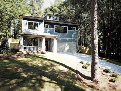 Atlanta Single Family Home For Sale: 2598 E Tupelo Street