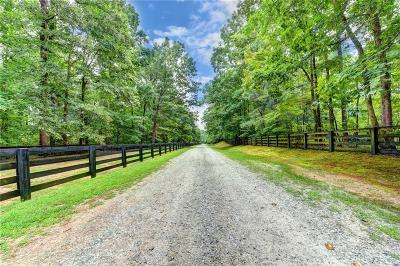 Cherokee County Single Family Home For Sale: 18126 Birmingham Highway