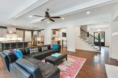 Sandy Springs Single Family Home For Sale: 435 Windsor Parkway