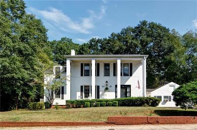 Cartersville Single Family Home For Sale: 219 West Avenue