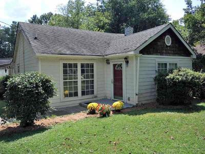 Single Family Home For Sale: 733 Hobart Avenue SE