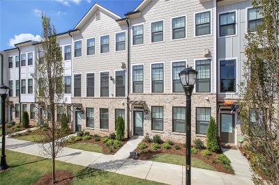 Atlanta Condo/Townhouse For Sale: 2048 Rockledge Road #2048