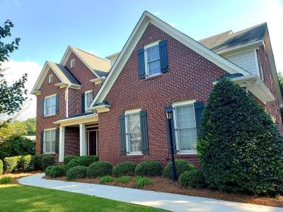 Dacula Single Family Home For Sale: 3585 Glenaireview Court N