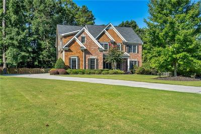 Cumming Single Family Home For Sale: 2645 Burnt Hickory Drive
