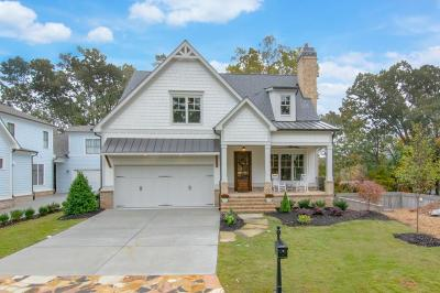 Norcross Single Family Home For Sale: 5460 Vineyard Park Trail