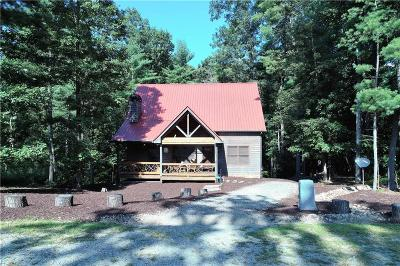 White County Single Family Home For Sale: 125 Sang Springs Trail