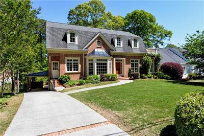 Garden Hills Single Family Home For Sale: 2675 Birchwood Drive