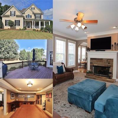 Locust Grove Single Family Home For Sale: 1031 Eagles Brooke Drive