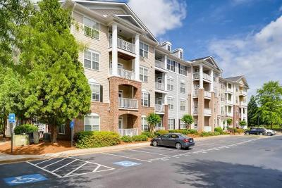 Alpharetta GA Condo/Townhouse For Sale: $197,500