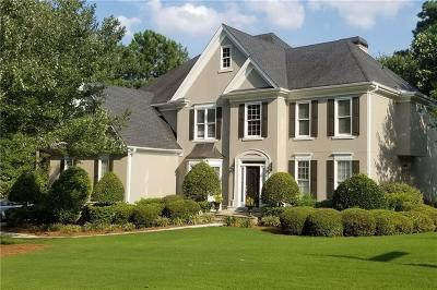 Johns Creek Single Family Home For Sale: 800 Winding Bridge Way